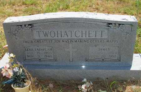 TWOHATCHETT, JAMES - Caddo County, Oklahoma | JAMES TWOHATCHETT - Oklahoma Gravestone Photos
