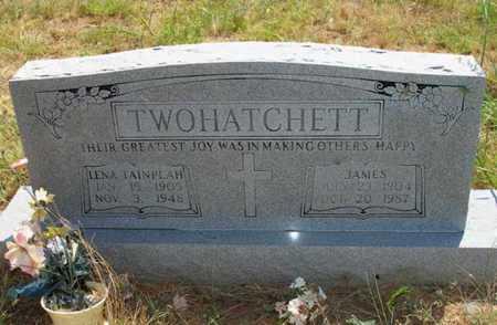 TAINPEAH TWOHATCHETT, LENA - Caddo County, Oklahoma | LENA TAINPEAH TWOHATCHETT - Oklahoma Gravestone Photos