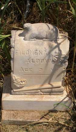 ALDOVA, FILOMENA - Caddo County, Oklahoma   FILOMENA ALDOVA - Oklahoma Gravestone Photos