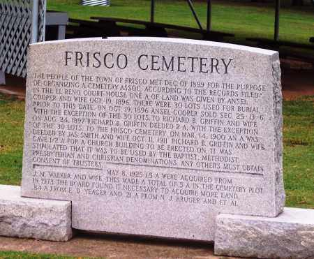 *MONUMENT,  - Canadian County, Oklahoma |  *MONUMENT - Oklahoma Gravestone Photos