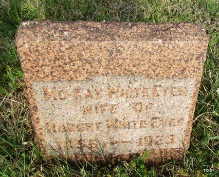 EVES, MC FAY - Canadian County, Oklahoma | MC FAY EVES - Oklahoma Gravestone Photos