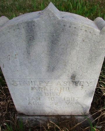 ASHLEY, STANLEY - Canadian County, Oklahoma | STANLEY ASHLEY - Oklahoma Gravestone Photos