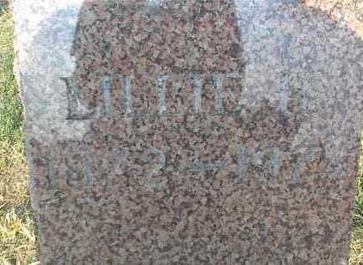 TALBOT BABB, LILLIE HARRIET - Canadian County, Oklahoma | LILLIE HARRIET TALBOT BABB - Oklahoma Gravestone Photos