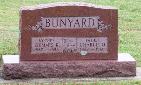 BUNYARD, DEMMIS R - Canadian County, Oklahoma | DEMMIS R BUNYARD - Oklahoma Gravestone Photos