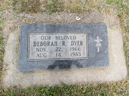 DYER, DEBORAH R - Canadian County, Oklahoma | DEBORAH R DYER - Oklahoma Gravestone Photos