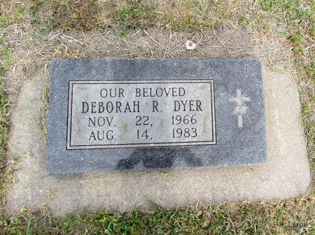 DYER, DEBORAH R - Canadian County, Oklahoma   DEBORAH R DYER - Oklahoma Gravestone Photos