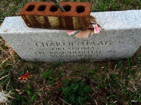 HAGG (VETERAN WWI), CHARLIE - Canadian County, Oklahoma   CHARLIE HAGG (VETERAN WWI) - Oklahoma Gravestone Photos