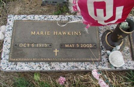 HAWKINS, MARY - Canadian County, Oklahoma | MARY HAWKINS - Oklahoma Gravestone Photos