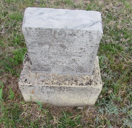UNKNOWN,  - Canadian County, Oklahoma |  UNKNOWN - Oklahoma Gravestone Photos