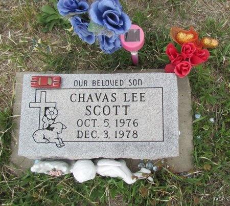 SCOTT, CHAVAS KEE - Canadian County, Oklahoma | CHAVAS KEE SCOTT - Oklahoma Gravestone Photos