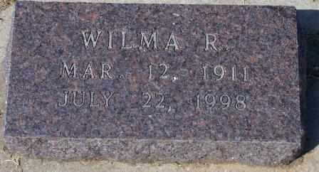 STINE, WILMA ROZELLA - Canadian County, Oklahoma | WILMA ROZELLA STINE - Oklahoma Gravestone Photos
