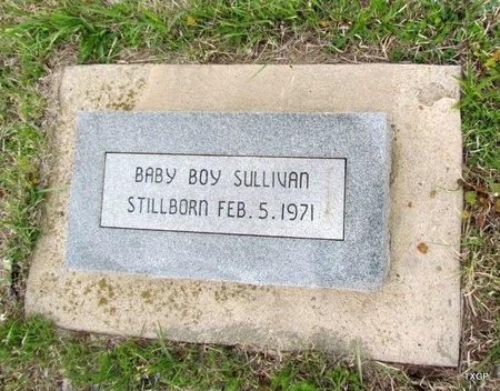 SULLIVAN, BABY BOY - Canadian County, Oklahoma | BABY BOY SULLIVAN - Oklahoma Gravestone Photos