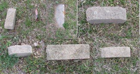 UNKNOWN, UNKNOWN - Canadian County, Oklahoma   UNKNOWN UNKNOWN - Oklahoma Gravestone Photos