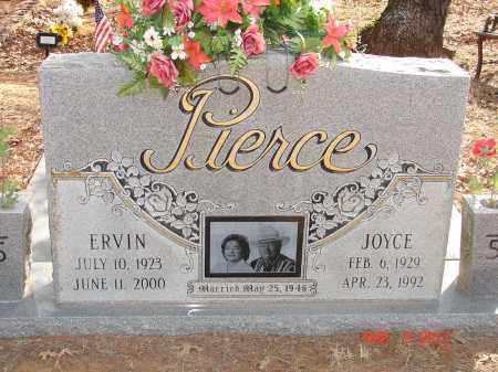 SHRADER PIERCE, EMMA JOYCE - Carter County, Oklahoma | EMMA JOYCE SHRADER PIERCE - Oklahoma Gravestone Photos