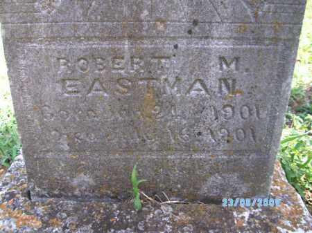 EASTMAN, ROBERT M - Cherokee County, Oklahoma | ROBERT M EASTMAN - Oklahoma Gravestone Photos