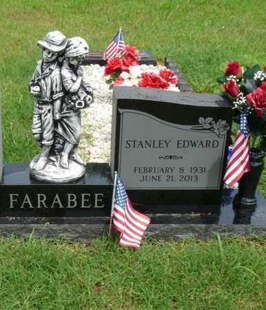 FARABEE, STANLEY EDWARD - Cherokee County, Oklahoma | STANLEY EDWARD FARABEE - Oklahoma Gravestone Photos