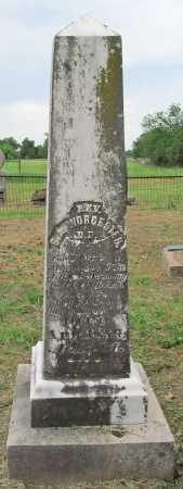 WORCESTER, SAMUEL A REV - Cherokee County, Oklahoma | SAMUEL A REV WORCESTER - Oklahoma Gravestone Photos