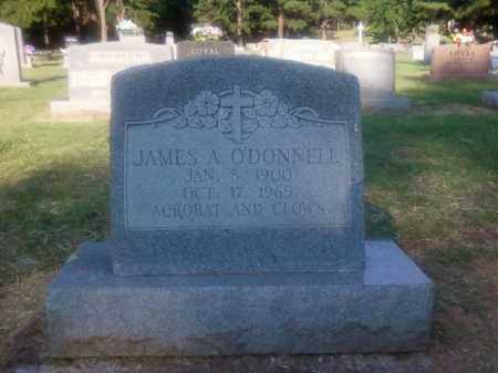O'DONNELL, JAMES A - Choctaw County, Oklahoma | JAMES A O'DONNELL - Oklahoma Gravestone Photos