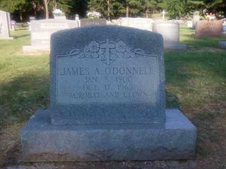 O'DONNELL, JAMES A. - Choctaw County, Oklahoma | JAMES A. O'DONNELL - Oklahoma Gravestone Photos