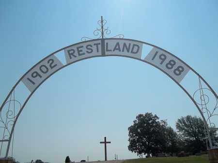 *SIGN, . - Choctaw County, Oklahoma | . *SIGN - Oklahoma Gravestone Photos