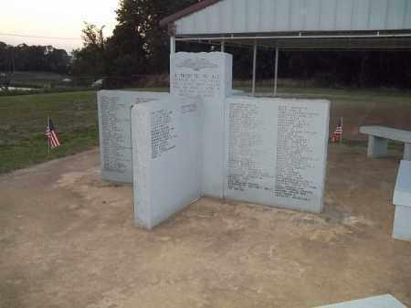 *WAR MEMORIAL, . - Choctaw County, Oklahoma | . *WAR MEMORIAL - Oklahoma Gravestone Photos