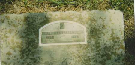BALDWIN YARBROUGH, ELLA LEE - Choctaw County, Oklahoma | ELLA LEE BALDWIN YARBROUGH - Oklahoma Gravestone Photos