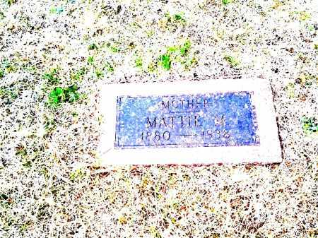 AMREIN, MATTIE - Cleveland County, Oklahoma | MATTIE AMREIN - Oklahoma Gravestone Photos