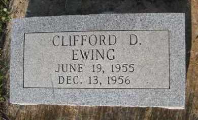 EWING, CLIFFORD D. - Cleveland County, Oklahoma | CLIFFORD D. EWING - Oklahoma Gravestone Photos