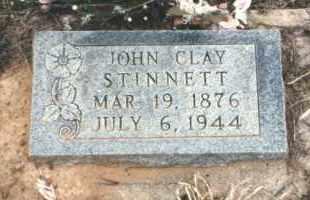 STINNETT, JOHN CLAY - Coal County, Oklahoma | JOHN CLAY STINNETT - Oklahoma Gravestone Photos