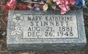 STINNETT, MARY KATHERINE - Coal County, Oklahoma | MARY KATHERINE STINNETT - Oklahoma Gravestone Photos