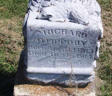 OTIPOBY, RICHARD - Comanche County, Oklahoma | RICHARD OTIPOBY - Oklahoma Gravestone Photos