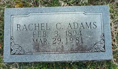 ADAMS, RACHEL C - Craig County, Oklahoma | RACHEL C ADAMS - Oklahoma Gravestone Photos