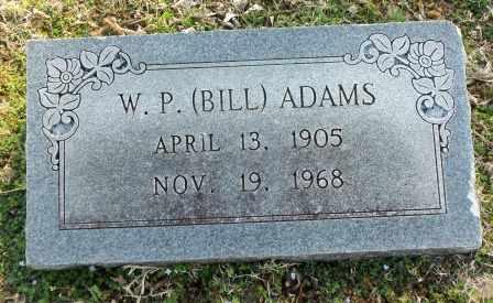 ADAMS, WILLIAM P - Craig County, Oklahoma   WILLIAM P ADAMS - Oklahoma Gravestone Photos