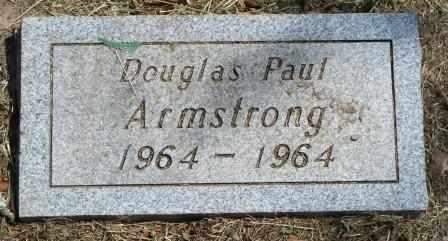 ARMSTRONG, DOUGLAS PAUL - Craig County, Oklahoma | DOUGLAS PAUL ARMSTRONG - Oklahoma Gravestone Photos
