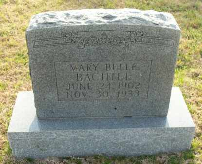 BACHTEL, MARY BELLE - Craig County, Oklahoma | MARY BELLE BACHTEL - Oklahoma Gravestone Photos