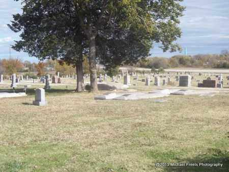 *BIG CABIN CEMETERY OVERVIEW, . - Craig County, Oklahoma | . *BIG CABIN CEMETERY OVERVIEW - Oklahoma Gravestone Photos