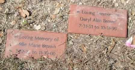 BROWN, MILLIE MAE - Craig County, Oklahoma | MILLIE MAE BROWN - Oklahoma Gravestone Photos