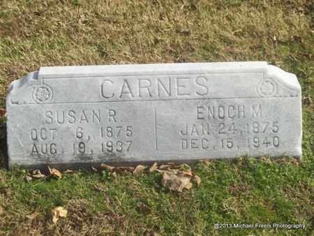 CARNES, SUSAN R - Craig County, Oklahoma | SUSAN R CARNES - Oklahoma Gravestone Photos