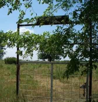 *HEDRICK CEMETERY, ENTRANCE - Craig County, Oklahoma | ENTRANCE *HEDRICK CEMETERY - Oklahoma Gravestone Photos