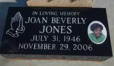 WILLIS JONES, JOAN - Craig County, Oklahoma | JOAN WILLIS JONES - Oklahoma Gravestone Photos