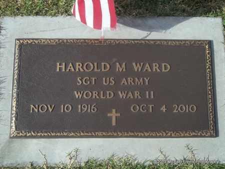 WARD (VETERAN WWII), HAROLD - Craig County, Oklahoma | HAROLD WARD (VETERAN WWII) - Oklahoma Gravestone Photos