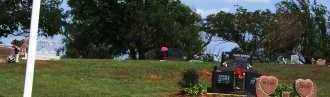 CEMETERY, GATE - Custer County, Oklahoma | GATE CEMETERY - Oklahoma Gravestone Photos
