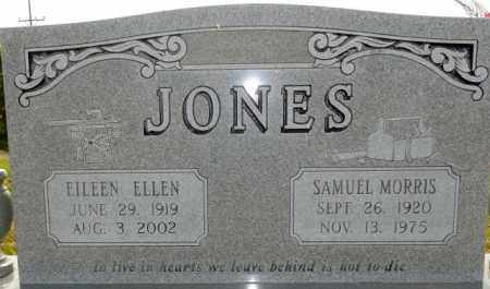 GOODSON JONES, EILEEN ELLEN - Custer County, Oklahoma | EILEEN ELLEN GOODSON JONES - Oklahoma Gravestone Photos