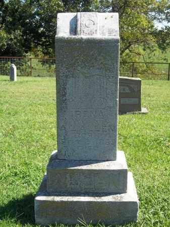 ALLEN, IRENA - Delaware County, Oklahoma   IRENA ALLEN - Oklahoma Gravestone Photos