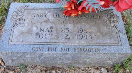 "ARNOLD, GARY DEAN  ""SOCK"" - Delaware County, Oklahoma | GARY DEAN  ""SOCK"" ARNOLD - Oklahoma Gravestone Photos"