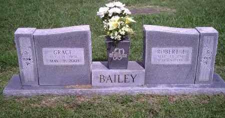 BAILEY, GRACE - Delaware County, Oklahoma | GRACE BAILEY - Oklahoma Gravestone Photos