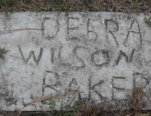 BAKER, DEBRA - Delaware County, Oklahoma | DEBRA BAKER - Oklahoma Gravestone Photos