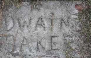 BAKER, DWAIN - Delaware County, Oklahoma | DWAIN BAKER - Oklahoma Gravestone Photos