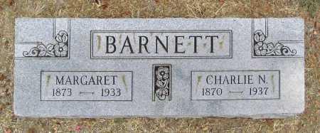BARNETT, MARGARET - Delaware County, Oklahoma | MARGARET BARNETT - Oklahoma Gravestone Photos