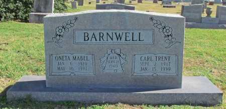 BARNWELL, ONETA MABEL - Delaware County, Oklahoma | ONETA MABEL BARNWELL - Oklahoma Gravestone Photos